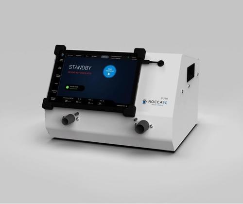 Noccarc V310 Ventilator Certifications: Test Report