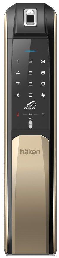 Haken Digital Door Locks Hdl-PP64 6 Way Pushpull Lock