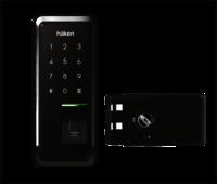 Digital Door Locks HDL- R21-Sliding 2 Way Rim Lock
