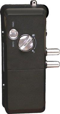 Digital Door Locks- HDL-RG24 GLASS DOOR LOCK 2 Way Rim Lock