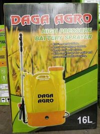Battery Powered Knapsack Sprayer