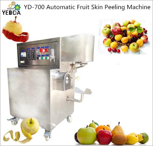 Automatic Fruit Skin Peeling Machine