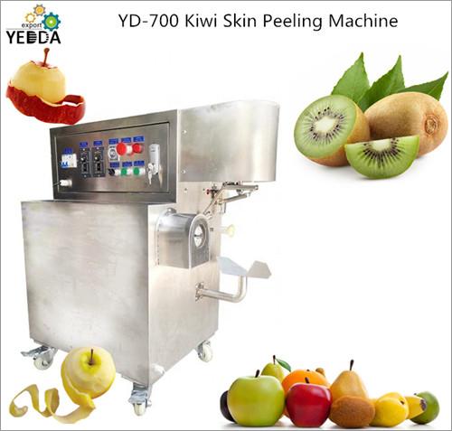 Kiwi Skin Peeling Machine