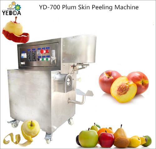 Plum Skin Peeling Machine