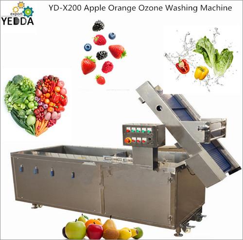 Apple Orange Ozone Washing Machine