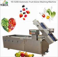 Automatic Fruit Ozone Washing Machine