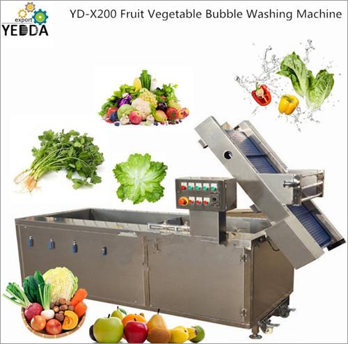 Fruit Vegetable Bubble Washing Machine