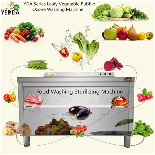 Leafy Vegetable Washing Machine