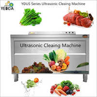 Fruit Vegetable Ultrasonic Cleaning Machine