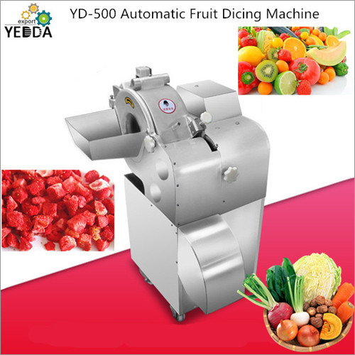 Automatic Fruit Dicing Machine