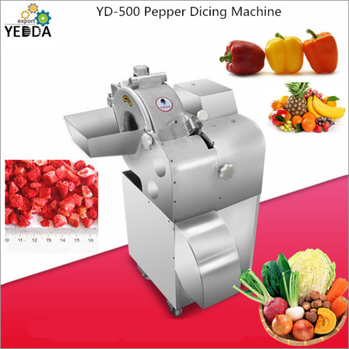 Pepper Dicing Machine