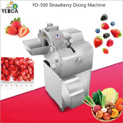 Strawberry Dicing Machine