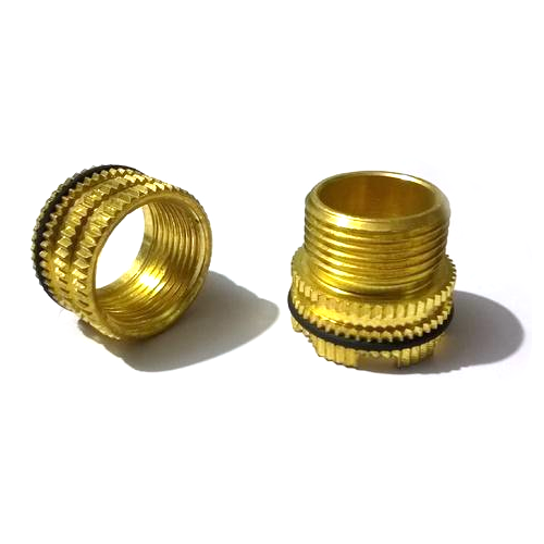 Round Head Brass Insert