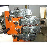 Four Color Fully Automatic Dry Offset Printing Machine