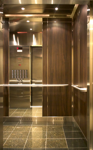 Commercial Stainless Steel Elevator