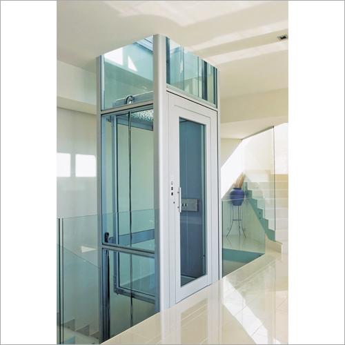 Commercial Steel Elevator
