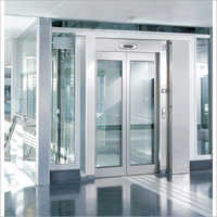 Commercial MRL Elevator