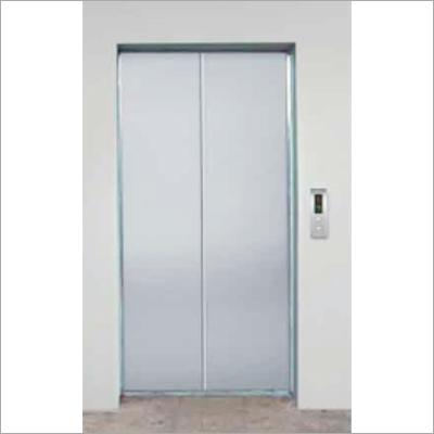 MS Powder Center Opening Door Elevator