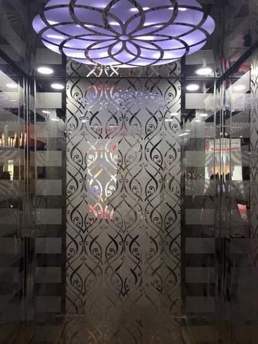 Full Mirror Finish Elevator