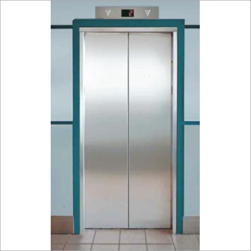 Center Opening SS Auto Door Elevator
