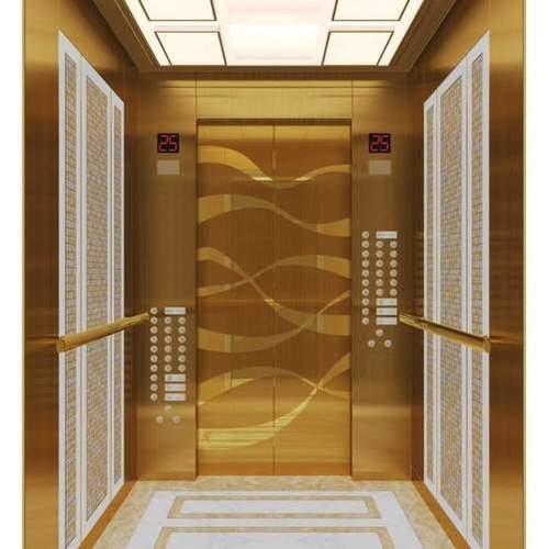 Golden Auto Door Elevator
