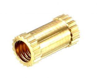 brass nut inserts