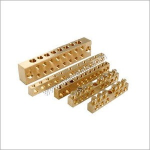 Brass Neutral Bars