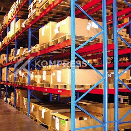 Industrial Pallet Racking Storage System