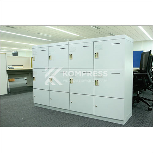 Commercial Storage Locker
