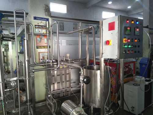 Cream Pasteurizer
