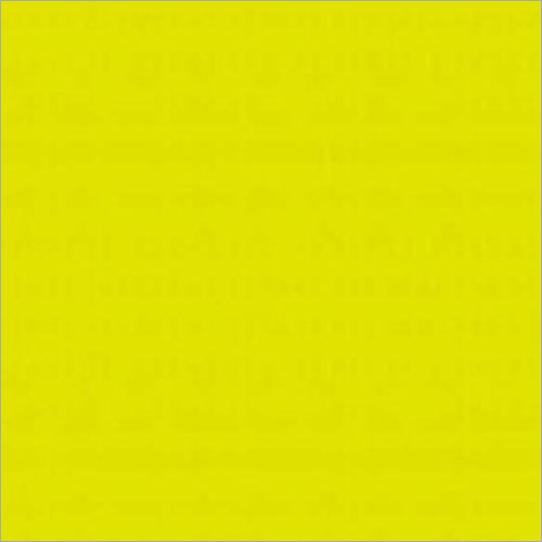Yellow GHS Polymer Dye
