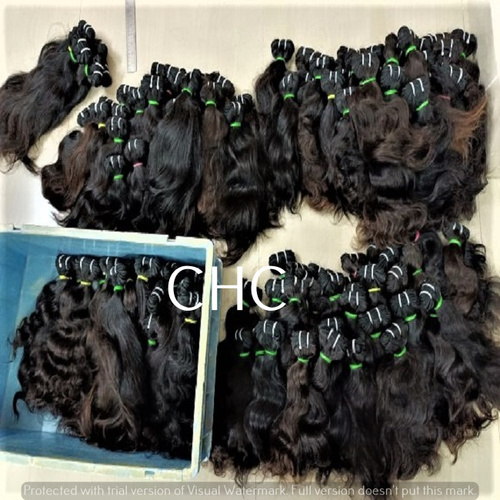 INDIAN REMY SHORT HAIR