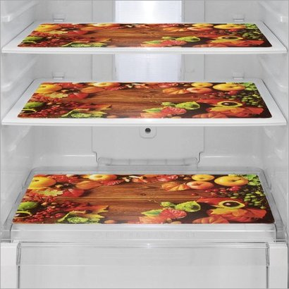 Available In Different Color Polypropylene Refrigerator Mats