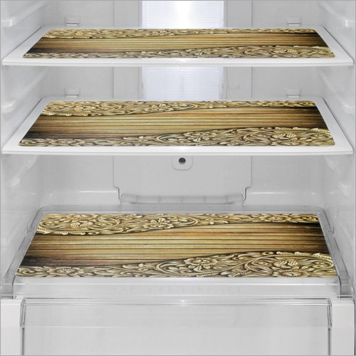 Designer Refrigerator Mats