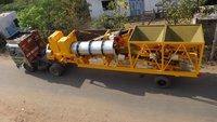 Asphalt Mobile Drum Mix Plant