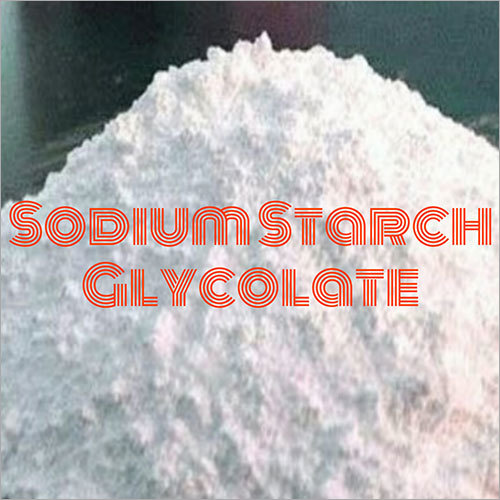 Sodiumstarch Glycolate