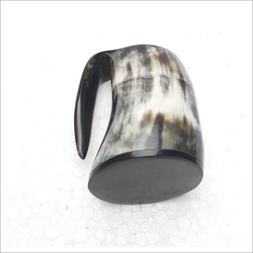 Black Horn Mug