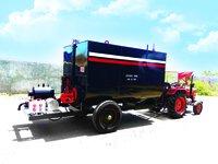 Trolley Mounted Bitumen Sprayer