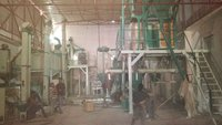 Industrial Maize Flour Plant