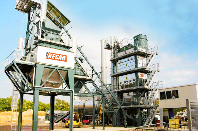 Asphalt Apollo Batching Plants