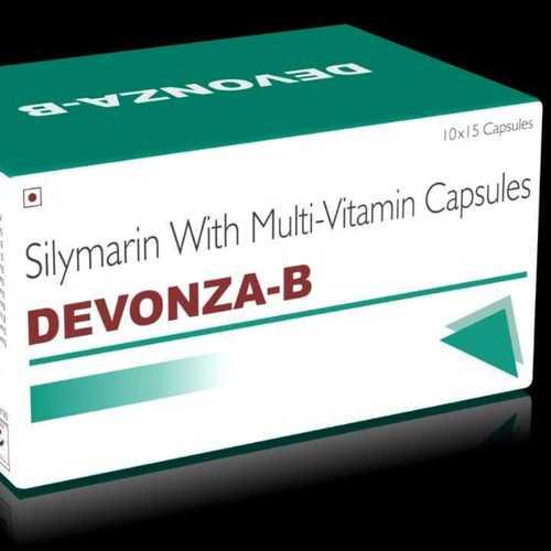 Silymarin With Multivitamin