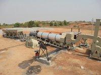 Road Asphalt Drum Mix Plant