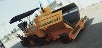 Road Construction Asphalt Paver Finisher