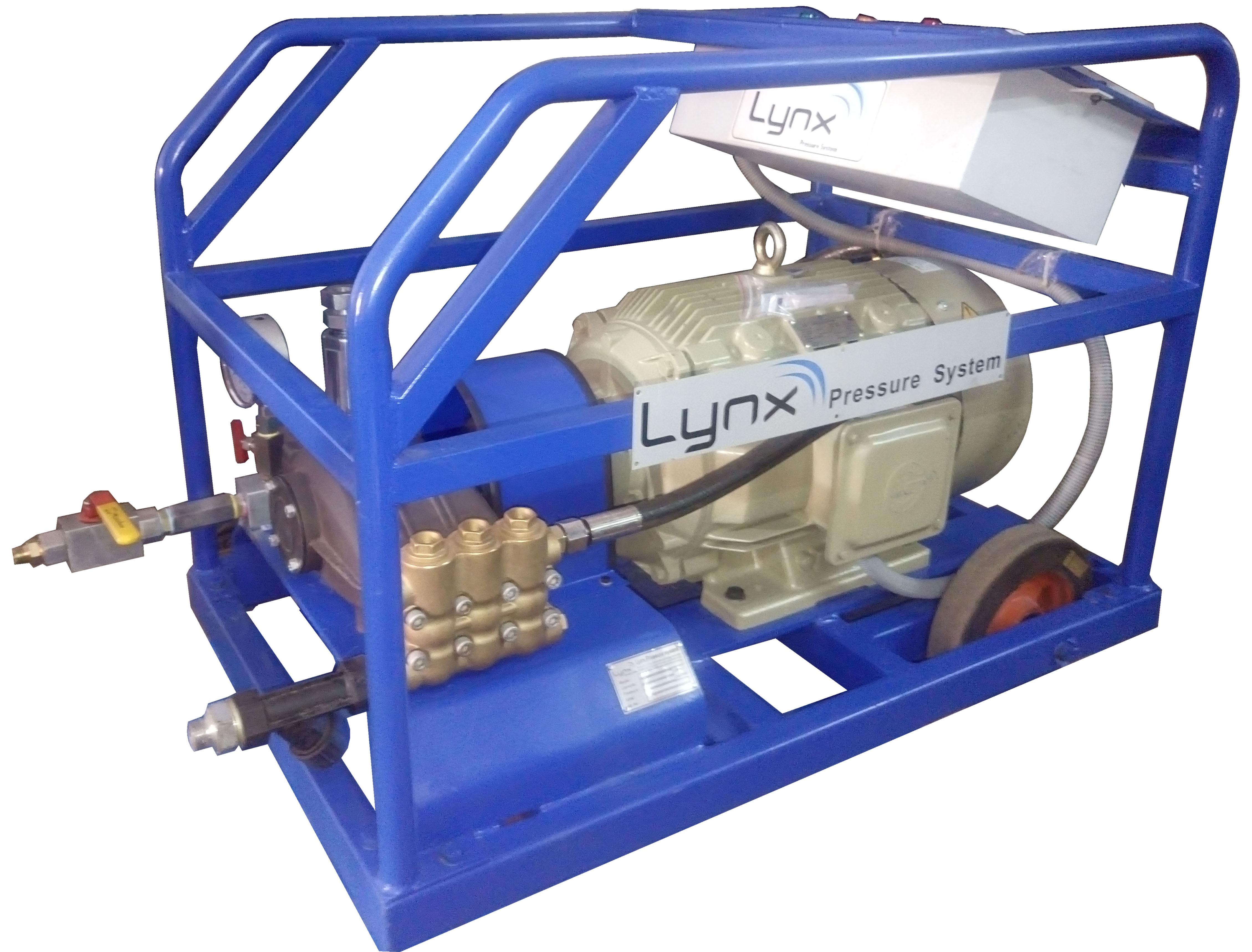 Hawk Reciprocating High Pressure Triplex Plunger Pumps 500 Bar
