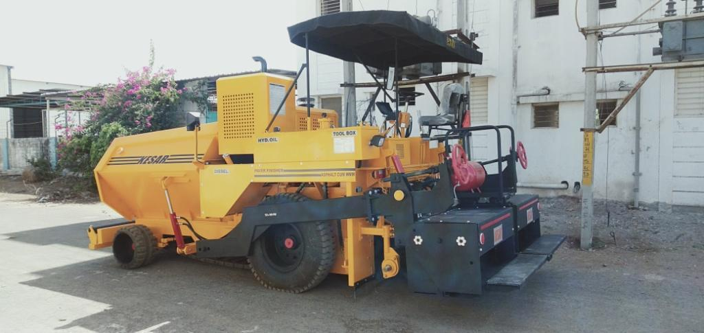 Kesar Asphalt Road Equipment