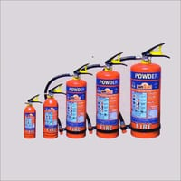Dry Powder Stored Pressure Type Extinguisher