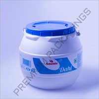 HDPE Yoghurt Matka Jar