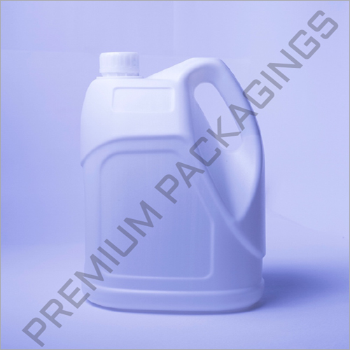5 Litre HDPE Side Handle Jerry Can