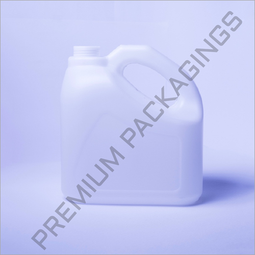 5 Litre Top HDPE Handle Jerry Can
