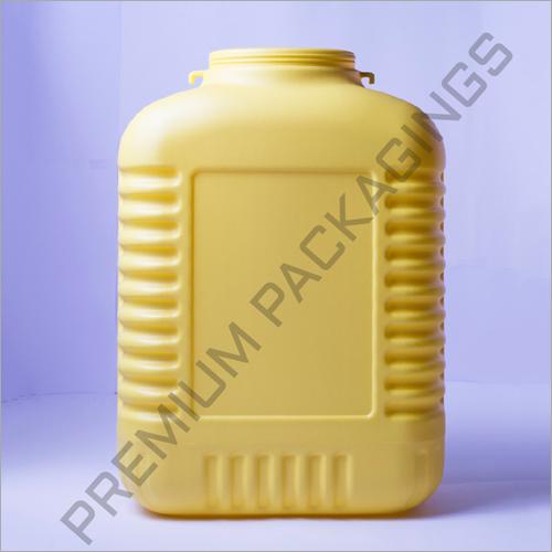 HDPE Powder Jar